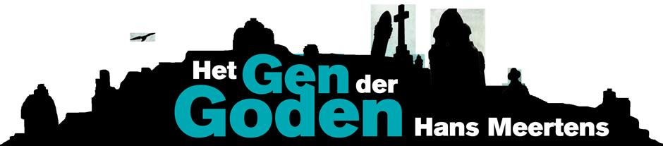 Het Gen der Goden – Hans Meertens – Thriller